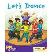 PM Writing 4: Lets Dance (PM Ruby) Level 27