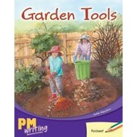 PM Writing 2: Garden Tools (PM Green/Orange) Levels 14, 15