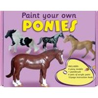 Paint Your Own Ponies