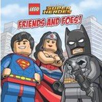 LEGO DC Comics Super Heroes: Friends and Foes!