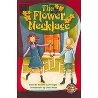 PM Ruby: Flower Necklace (PM Extras Chapter Books) Level 27/28 x 6