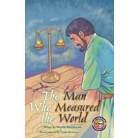 PM Sapphire: The Man Who Measured the World (PM Extras Chapter Book) Level 29/30