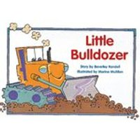 PM Yellow: Little Bulldozer (PM Storybooks) Level 8 x 6