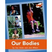 PM Orange: Our Bodies (PM Plus Non-fiction) Levels 16, 17 x 6