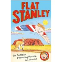Jeff Browns Flat Stanley: The Australian Boomerang Bonanza