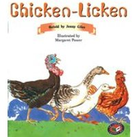 PM Orange: Chicken Licken (PM Traditional Tales and Plays) Level 15 x 6