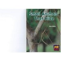 PM Yellow: Small Animals That Hide (PM Stars) Levels 8, 9 x 6