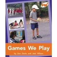 PM Orange: Games We Play (PM Plus Non-fiction) Levels 16, 17 x 6