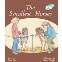PM Turquoise: The Smallest Horses (PM Plus Storybooks) Level 17 x 6