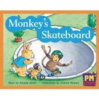 PM Yellow: Monkeys Skateboard (PM Stars) Levels 6, 7, 8, 9