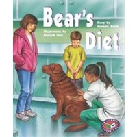PM Gold: Bears Diet (PM Storybooks) Level 21 x 6