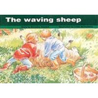 PM Green: The Waving Sheep (PM Storybooks) Level 14