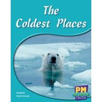 PM Green: Coldest Places (PM Science Facts) Levels 14, 15