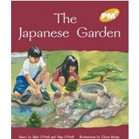 PM Gold: The Japanese Garden (PM Plus Storybooks) Level 22