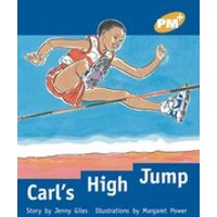 PM Gold: Carls High Jump (PM Plus Storybooks) Level 22