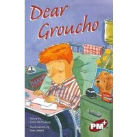 PM Ruby: Dear Groucho (PM Plus Chapter Books) level 27 x 6