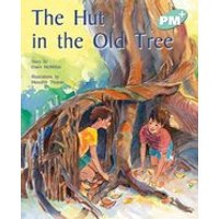 PM Turquoise: The Hut in the Old Tree (PM Plus Storybooks) Level 17 x 6