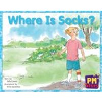 PM Red: Where is Socks? (PM Stars Fiction) Level 3, 4, 5, 6
