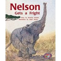 PM Purple: Nelson Gets a Fright (PM Storybooks) Level 19