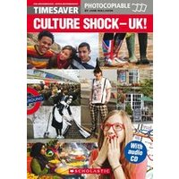 English Timesavers: Culture Shock - UK! (with CD)