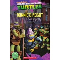 Popcorn ELT Primary Readers Level 3: Teenage Mutant Ninja Turtles: Donnies Robot (Book only)