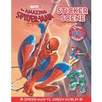 The Amazing Spider-Man Sticker Scene: Spider-Man vs Green Goblin