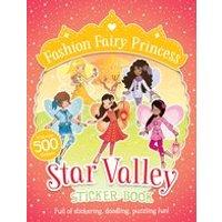 Fashion Fairy Princess: Star Valley Sticker Book
