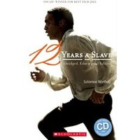 'Secondary Elt Readers Level 3 - Level 4: Twelve Years A Slave (book And Cd)