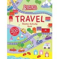 Scholastic Activities: Travel Sticker Activity Book
