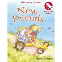 Little Red Robin #5: New Friends