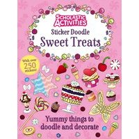 Scholastic Activities: Sticker Doodle Sweet Treats