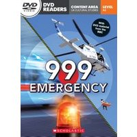 DVD Readers CEF Level A2: 999 Emergency (Book and DVD)