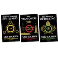 The Lord of the Rings Pack x 3