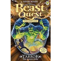 Beast Quest Series 11: Tarrok the Blood Spike
