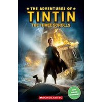 Secondary ELT Readers Starter Level - Level 1: The Adventures of Tintin: The Three Scrolls (Book only)