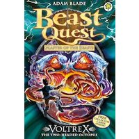 Beast Quest Series 10: Voltrex the Two-Headed Octopus