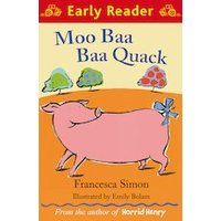 Orion Early Readers: Moo Baa Baa Quack