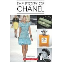 Secondary ELT Readers Level 3 - Level 4: The Story of Chanel (Book and CD)