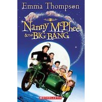 Popcorn ELT Primary Readers Level 3 #1: Nanny McPhee and the Big Bang (Book only)