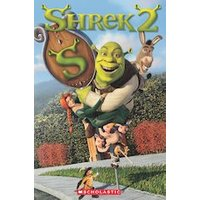 Popcorn ELT Primary Readers Level 2: Shrek 2 (Book only)