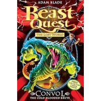 Beast Quest Series 7: Convol the Cold-Blooded Brute
