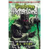Goosebumps #17: HorrorLand: The Wizard of Ooze