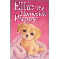 Ellie the Homesick Puppy