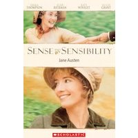 Secondary ELT Readers Level 2: Sense and Sensibility (Book and CD)