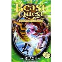 Beast Quest Series 4: Blaze the Ice Dragon
