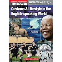 English Timesavers: Customs and Lifestyle in the English-speaking World (with CD)