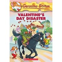 Geronimo Stilton #23: Valentines Day Disaster