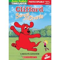 Junior English Timesavers: Timesaver Clifford Songs and Chants (with CD)