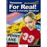English Timesavers: For Real! English in Everyday Situations (with CD)