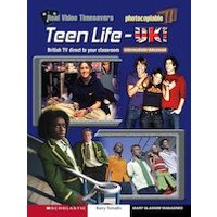 English Timesavers: Teen Life - UK! (with DVD)